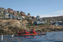 kayak grand nord