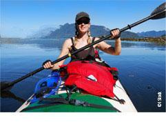 equipement kayak de mer