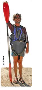 kayak equipement